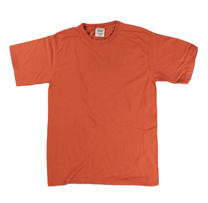 RGRiley | Comfort Color Mens Paprika Short Sleeve T's | Closeout | Marginal