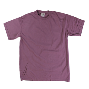 RGRiley | Comfort Color Mens Plum Short Sleeve T's | Closeout | Marginal