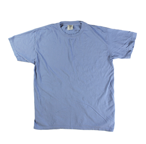 RGRiley | Comfort Color Mens Washed Denim Short Sleeve T's | Closeout | Marginal