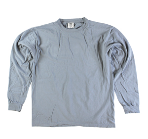 RGRiley | Comfort Color Marginal Granite Long Sleeve T-Shirts | Closeout