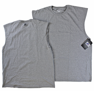 RGRiley | Mens Russell Oxford Muscle Shirts | Closeout