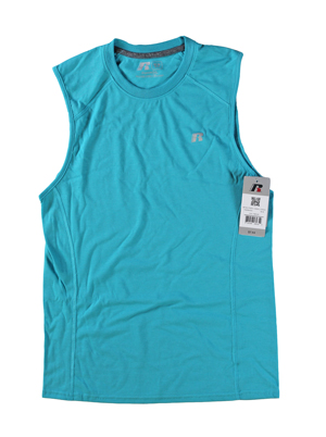 RGRiley | Russell Athletic Mens Calypso Muscle T-Shirts | Closeout