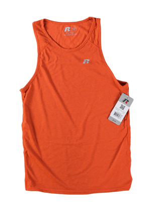 RGRiley | Mens Russell Athletic Volcano Red Tank Tops | Closeout