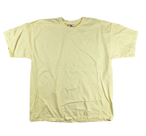 RGRiley | Mens Comfort Color Banana Short Sleeve T-Shirts | Mill Graded