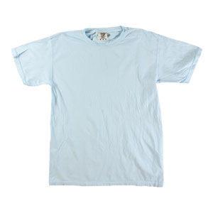 RGRiley | Mens Comfort Color Chambray Short Sleeve T-Shirts | Mill Graded