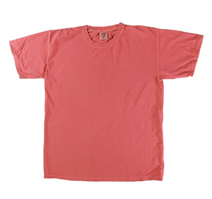 RGRiley | Mens Comfort Color Crunchberry Short Sleeve T-Shirts | Mill Graded