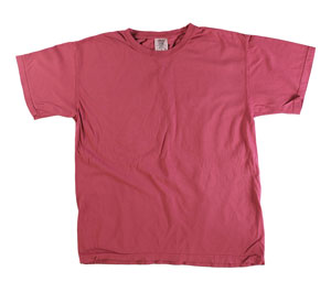 RGRiley | Mens Comfort Color Chili Short Sleeve T-Shirts | Mill Graded