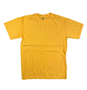 RGRiley | Mens Comfort Color Citrus Short Sleeve T-Shirts | Mill Graded