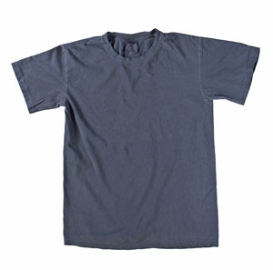RGRiley | Mens Comfort Color Denim Short Sleeve T-Shirts | Mill Graded