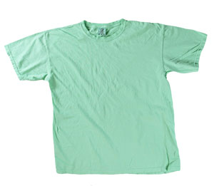 RGRiley | Mens Comfort Color Island Reef Short Sleeve T-Shirts | Mill Graded