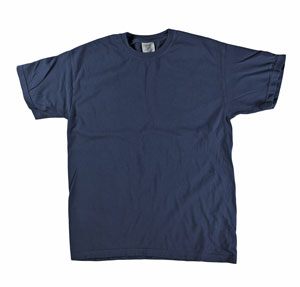 RGRiley | Mens Comfort Color Midnight Short Sleeve T-Shirts | Mill Graded