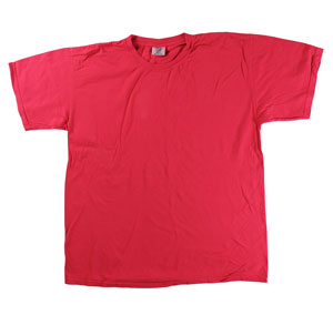 RGRiley | Mens Comfort Color Paprika Short Sleeve T-Shirts | Mill Graded