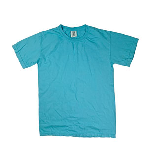 RGRiley | Mens Comfort Color Sapphire Short Sleeve T-Shirts | Mill Graded