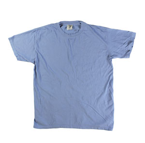 RGRiley | Mens Comfort Color Washed Denim Short Sleeve T-Shirts | Mill Graded