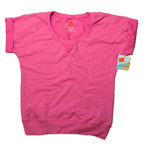 style SB62P |Womens French Terry Shirts