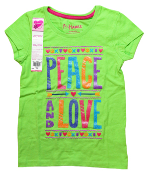 style SBK0A |Girls Printed T-Shirts