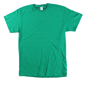 RGRiley | Big and Tall Kelly Green Short Sleeve T-Shirts | Closeout