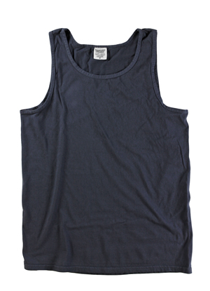 RGRiley | Comfort Color Mens Graphite Tank Tops | Closeout | Marginal
