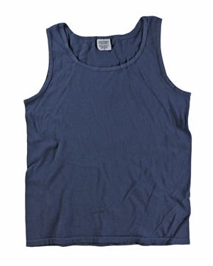 RGRiley | Comfort Color Mens Midnight Tank Tops | Closeout | Marginal