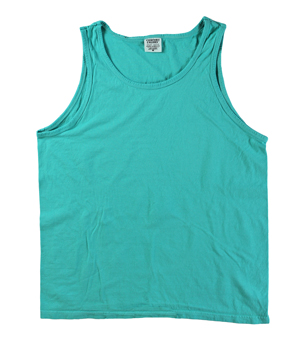 RGRiley | Comfort Color Mens Mist Tank Tops | Closeout | Marginal