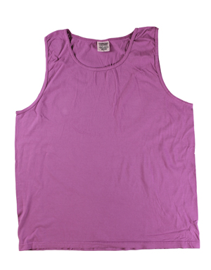RGRiley | Comfort Color Mens Orchid Tank Tops | Closeout | Marginal