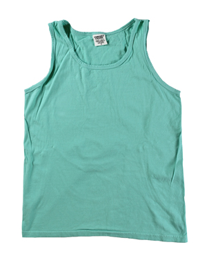 RGRiley | Comfort Color Mens Seamist Tank Tops | Closeout | Marginal