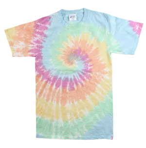 RGRiley | Mens Tie Dye Tee Shirts | Slightly Irregular