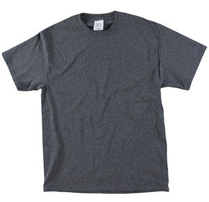 RGRiley.com | Adult Charcoal T-Shirt | Slightly Irregular