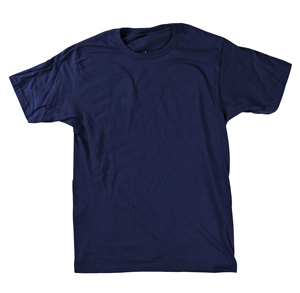 RGRiley | Mens Midnight Short Sleeve T-Shirts | Irregular