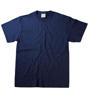 RGRiley.com | Adult Navy T-Shirts | Slightly Irregular