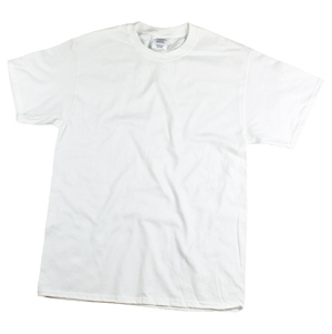RGRiley.com | Adult White T-Shirts | Slightly Irregular