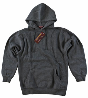 RGRiley.com | Mens West Creek Bulk Charcoal Hooded Sweatshirts | Closeout