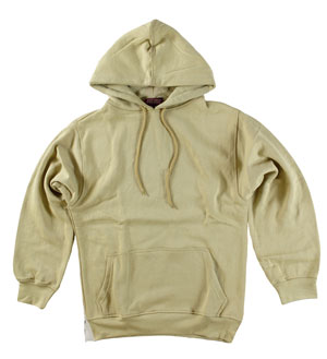 RGRiley.com | Mens West Creek Bulk Camel Hooded Swaetshirts | Closeout