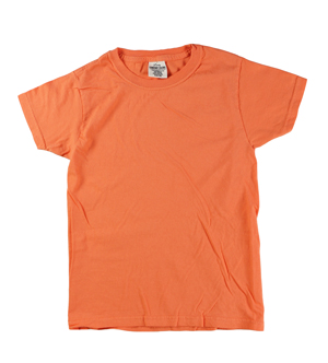 RGRiley | Comfort Colors Womens Mango T-Shirts | First Quality Closeout